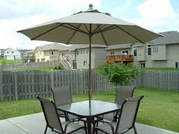 Big Umbrella For Patio Outdoor Garden Dazzling Patio Umbrellas For Your Comfort