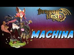 new machina dragon nest machina new class trailer youtube