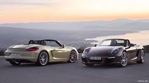 Porsche Boxster 4 Seater - 2013 porsche boxster and boxster s caricos com