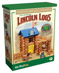 lincoln logs horseshoe hill station jpg