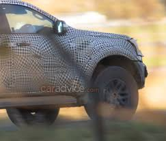 2019 ford ranger spy shots and video 2019 ford ranger raptor v6 this is the ute you u0027ve been waiting