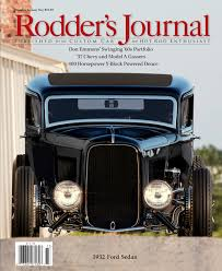 the rodder u0027s journal for the custom car u0026 rod enthusiast