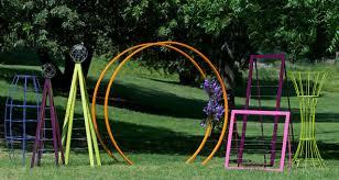 garden metalwork long lasting trellis modern outdoor living