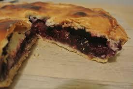 recette traditionnelle cuisine americaine tarte aux fruits rouges berry pie la cuisine de