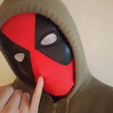 wholesale deadpool mask halloween unisex cosplay movie coser
