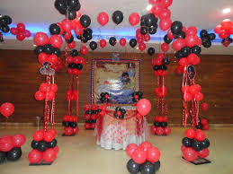 Balloon Decoration Ideas For Party Amazing Home Decor House