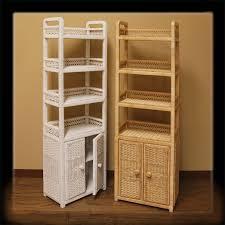 bathroom cabinet storage ideas 24 best wicker images on wicker chairs wicker