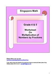 word problem worksheet multiplication by fractions grade 4 and 5