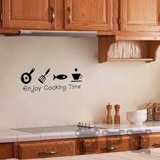 Kitchen Cabinet Decals Kitchen Cabinet Decals Cooking Dining Room Decorative Wall