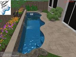 backyard pool designs for small yards 14 best pools images on