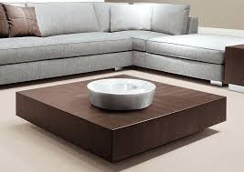 brown square coffee table low wood coffee table furniture square low profile coffee table