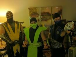 Halloween Costumes Mortal Kombat Mortal Kombat Costumes Pictures Photos Images