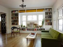Bookshelves Around Window Modern Built Ins For Every Room And Purpose