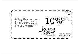 21 word coupon templates free download free u0026 premium templates