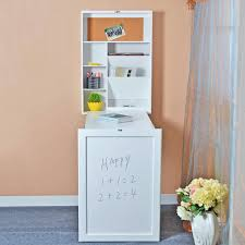 Fold Away Desk Wall Mounted Fold Away Desk Thomasboro Foldaway Floating Desk Small Space