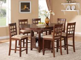 oval wood dining table set oval dining table set for your small