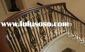Metal Banister Rail Metal U2013 Stair Case Design