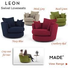 Swivel Sofas For Living Room Living Room Ideas Swivel Chair Living Room Grey Fabric Arm Chair