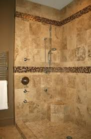 Bathroom Mosaic Tile Designs 40 Brown Mosaic Bathroom Tiles Ideas And Pictures