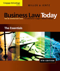 cengage advantage books business law today 9780324786156 cengage