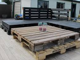 Outdoor Furniture Made From Wood Pallets What U0027s More Creative Than Patio Furniture Made Out Of Pallets
