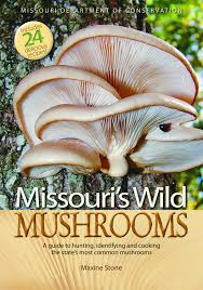 mdc offers new guidebooks on mushrooms and herps missouri