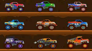 toddler monster truck videos monster truck u2013 cool car track u2013 kids truck u2013 car videos for baby