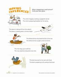 ideas about Inference Pictures on Pinterest   Making           ideas about Inference Pictures on Pinterest   Making Inferences  Inference and Inference Anchor Charts