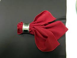 napkin folding for thanksgiving dinner diy weddings napkin fold u2013 maple leaf beyond elegance