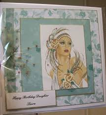 200 best cards art deco images on pinterest tattered lace