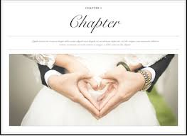 wedding album templates ibooks author templates wedding album