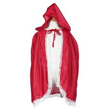 aliexpress buy red riding hood costume girls red cap