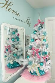 christmas 38 marvelous turquoise christmas tree skirt photo