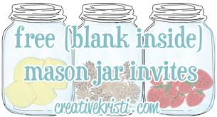 jar wedding invitations free jar wedding invitation printable templates vastuuonminun