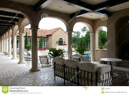 swanky spanish style house plans and interior courtyard voyance