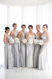grey bridesmaid dresses bridesmaid dress light grey silver maxi floor length