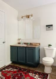 what paint to use on oak cabinets 9 easy steps to paint bathroom cabinets without sanding them