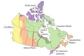 regions of canada map manitoba the canadian encyclopedia