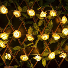 Room Lights String by Compare Prices On Flower String Light Online Shopping Buy Low