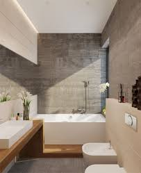 stone bathroom floor cool glass shower room mix elongated toilet