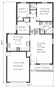 Backsplit Floor Plans | backsplit house plan bs112 floor plan for the home pinterest
