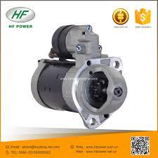 china deutz engine parts list tcd2011 starter 0118 3599 manufacturers