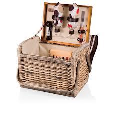 wine basket kabrio wine basket moka picnic time family of brands