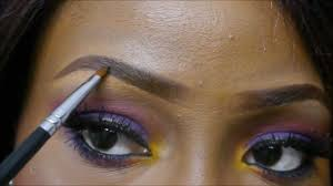 How To Do Eyebrow How To Do Ombre Eyebrows With Pencil U2013 World Novelties Makeup 2017