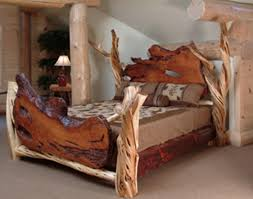 bedroom furniture rustic interior design