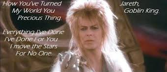 David Bowie Labyrinth Meme - labyrinth david bowie quotes meme image 08 quotesbae