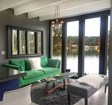 Living Room With Grey Walls by How To Choose The Best Paint Color For Any Room In Your House Curbed