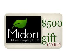 500 dollar gift card products archive midori photography llc