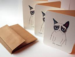 grumpy cat valentines catsparella 12 cat themed s day cards to help show you care