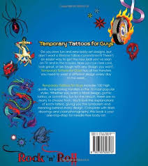 buy temporary tattoos for guys includes 100 temporary tattoos